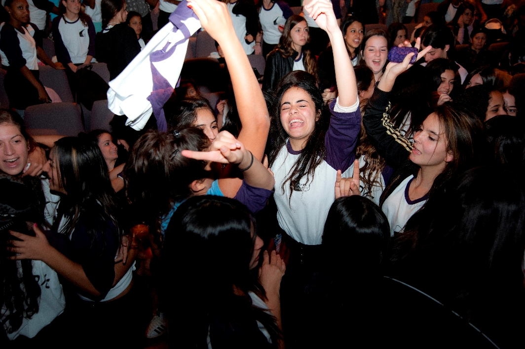 כנס ארצי בנות מקיפים בטבריה