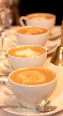 אומנות הקפה - חותם הקפה