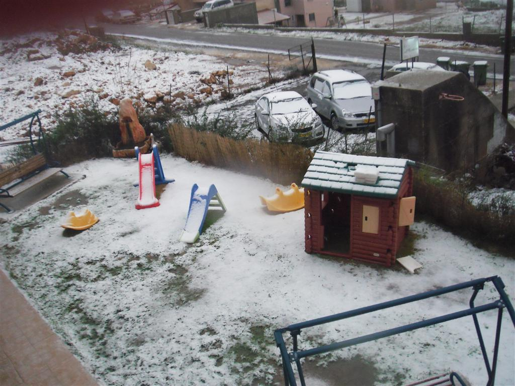 בשלג 2012