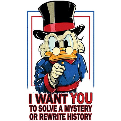 Duck Tales Uncle Sam