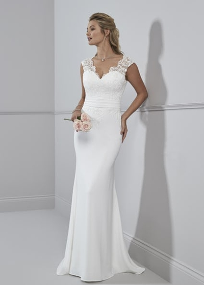 Romantica of Devon Lorena gown