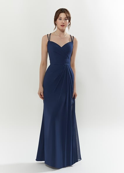 Ness bridesmaid dress