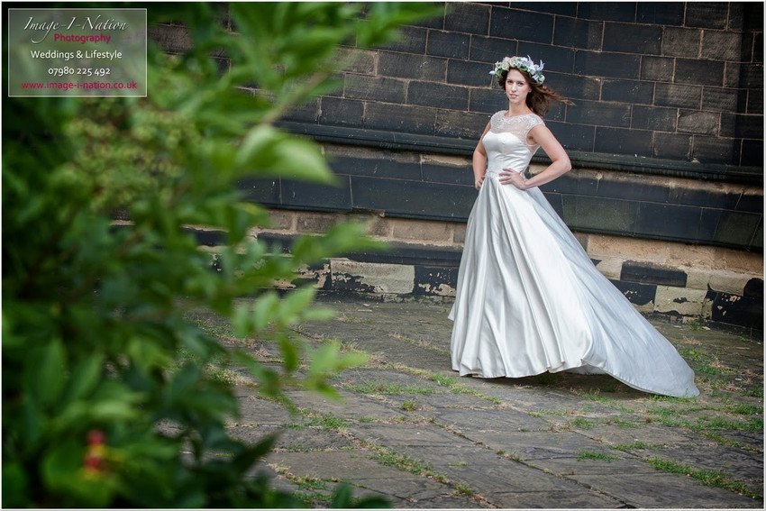 Blog Image-Summer bridalshoot - Mirfield alisonjanebridal.co.uk