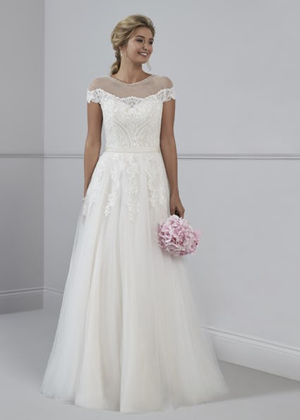 Serena bridal gown Romantica of Devon