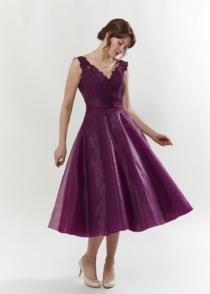 Zena bridesmaid dress