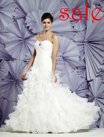 Wedding dress sample Sale Mirfield at Alison Jane Bridal
