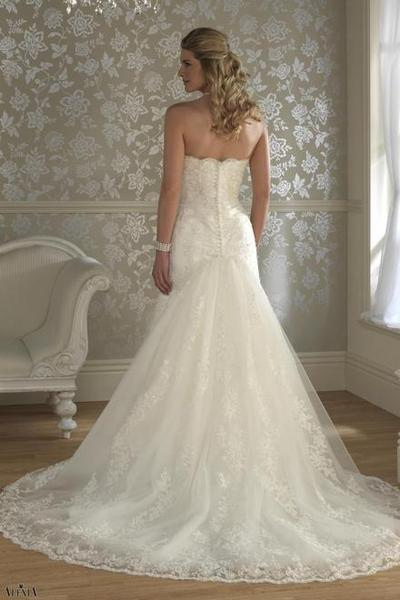 W248 Alexia designs wedding dress