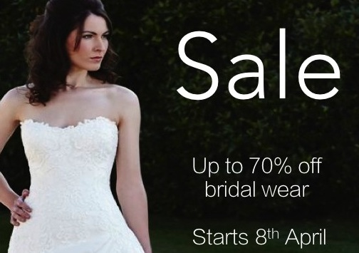 SALE AT ALISONJANEBRIDAL