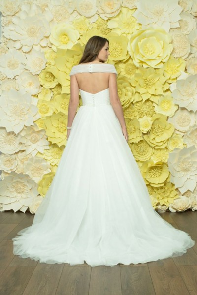 D032 daisy Alexia designs wedding dress