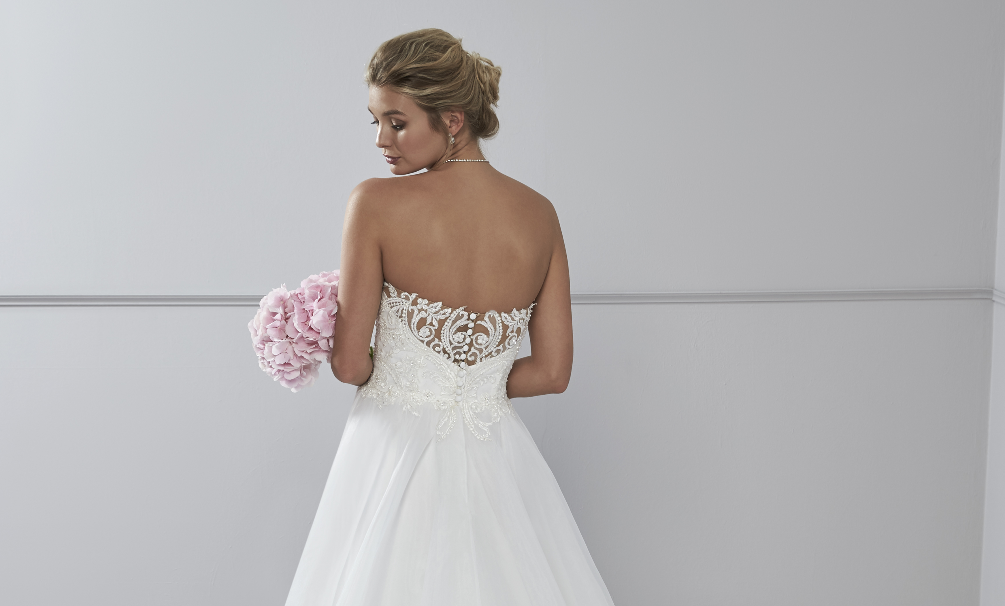 Belinda lace princess back