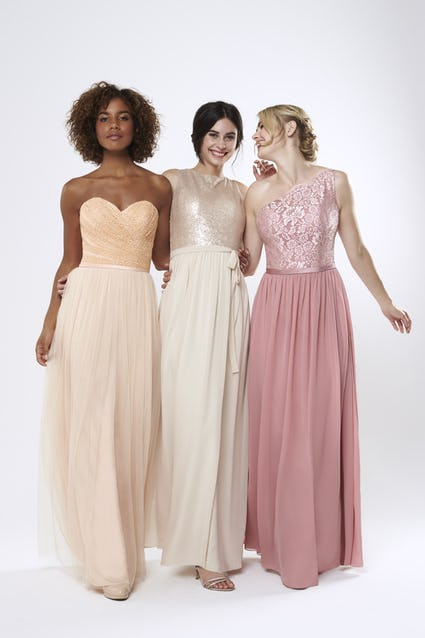 bridesmaid dresses ROMANTICA OF DEVON
