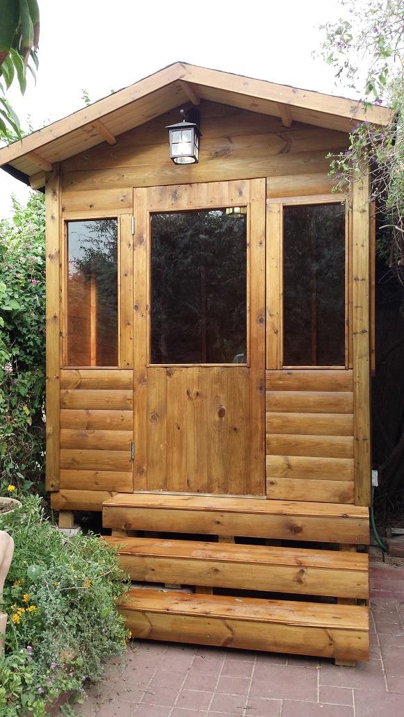 מחסן עץ, מחסן גינה, מחסן מעץ,מבנה נייד