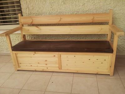 בלתי רגיל ריהוט גן - לימון עבודות עץ CM-34