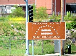 Indian Mound Neighborhood Association Link