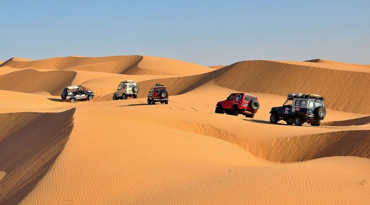 Special Desert Experience & Jeep