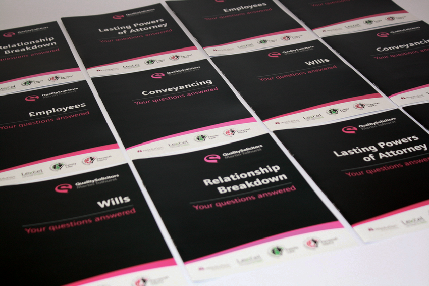 QualitySolicitors Brochures