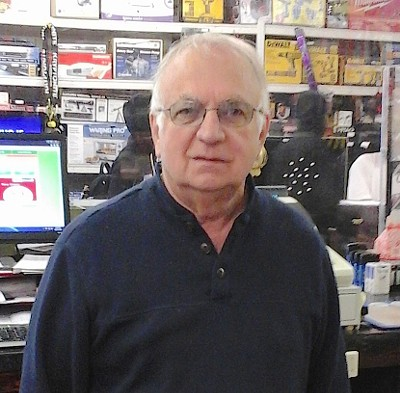 Mike Cruscio Sr.