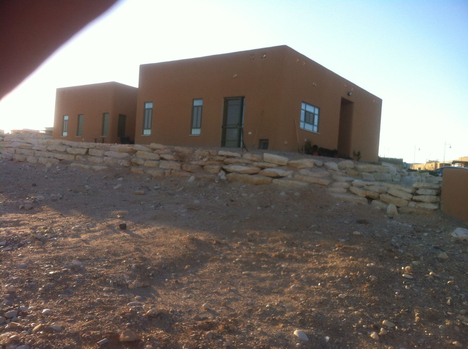 בית בצוקים - ערבה