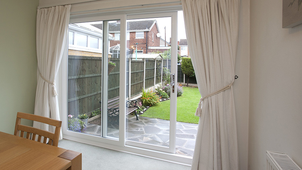 Superior windows doors and conservatories eco window for Brown upvc patio doors