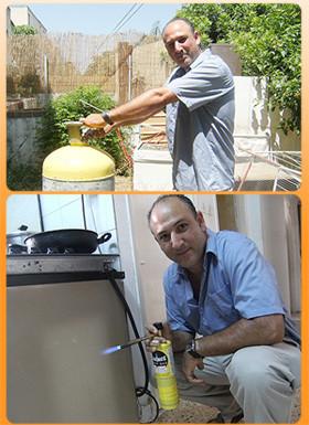 טכנאי גז מוסמך