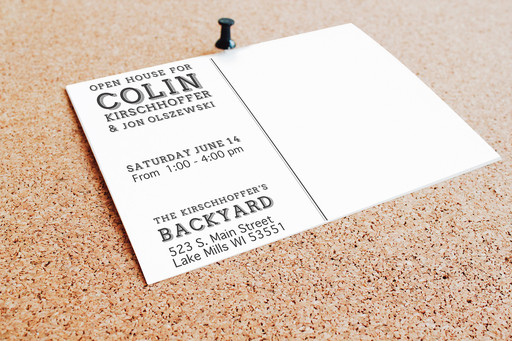 Invitation With Photo is awesome invitation layout