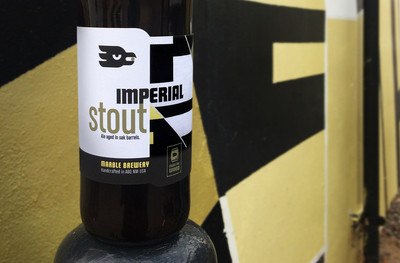 Marble Brewery Imperial Stout Raymundo Sesma mural