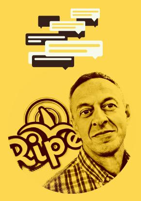 Len RomanoWB_SC_1 VP of Ripe Inc.  from SheffieldWB_SC_1 UK