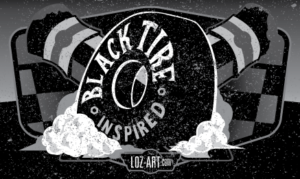 Black Tire Inspired link to About Me