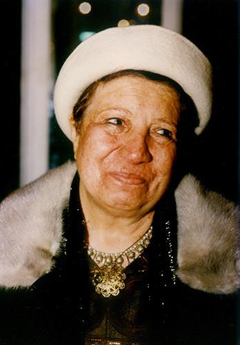 הרבנית ברכה קאפח