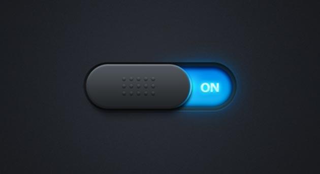 Illuminated Digi Switch