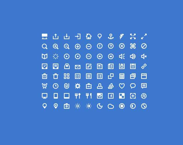 Free Icon Sets.