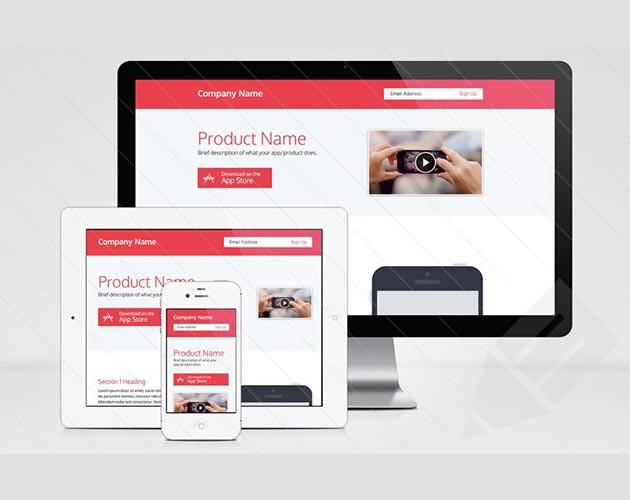 Pink Profit Landing Page