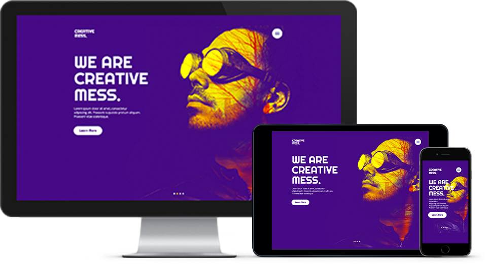 Digital Web Agency Theme