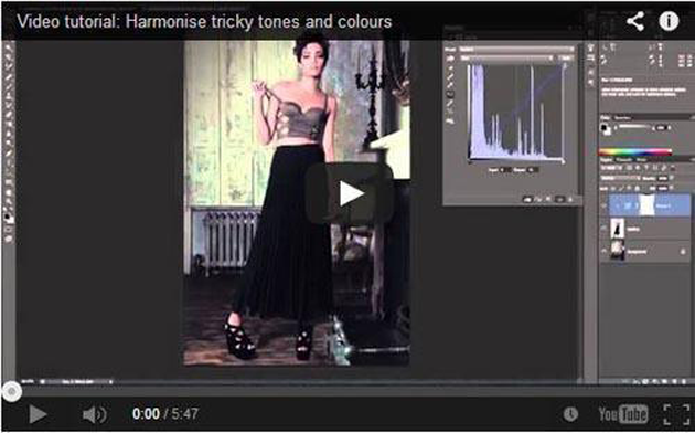 Harmonize Tricky Tones and Colors