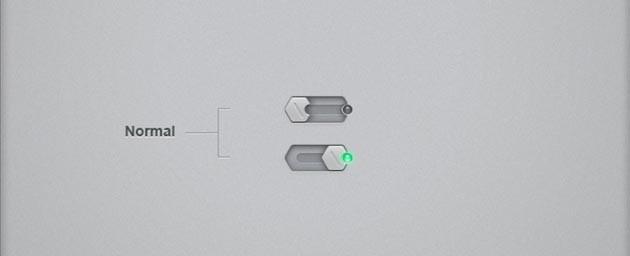 Tech Toggle Switch