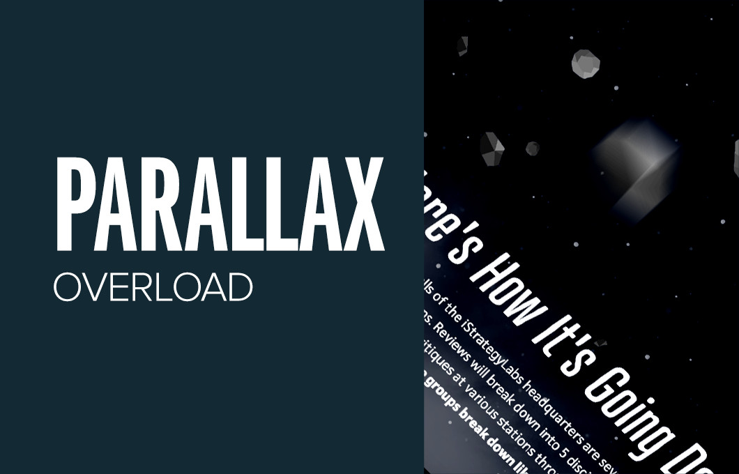 Parallax Pverload