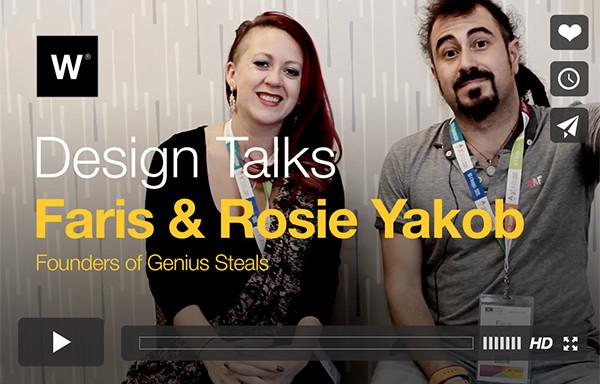 Design Talks (VIDEO).