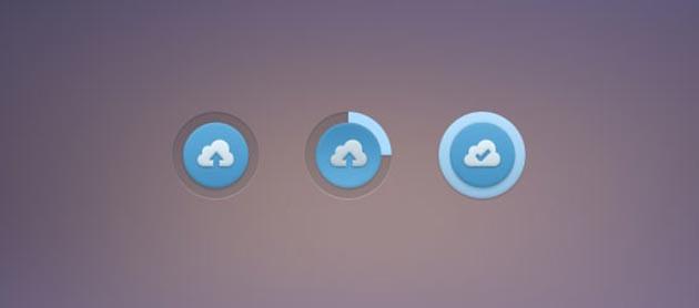 Blueload Button