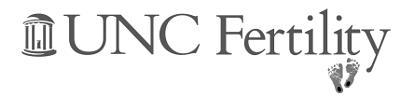 unc fertility logo