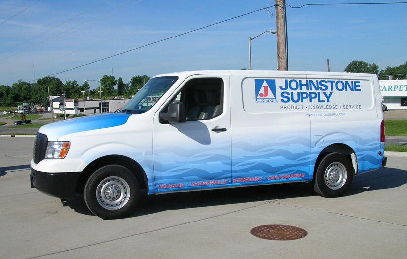 johnstone supply wrap