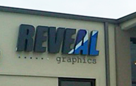 reveal sign