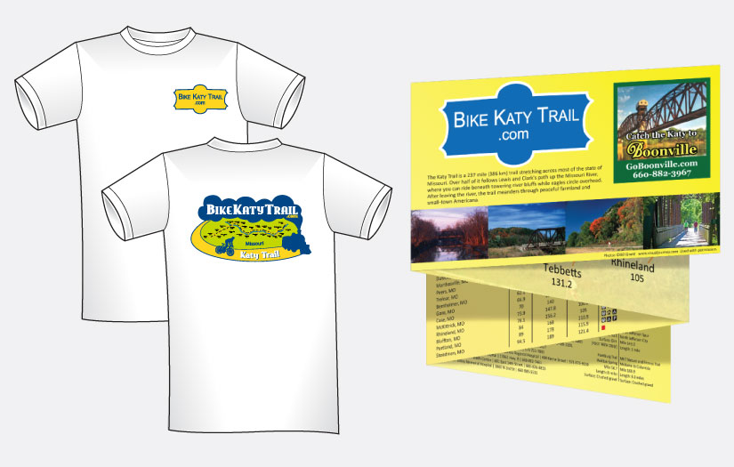 bike katy trail designs