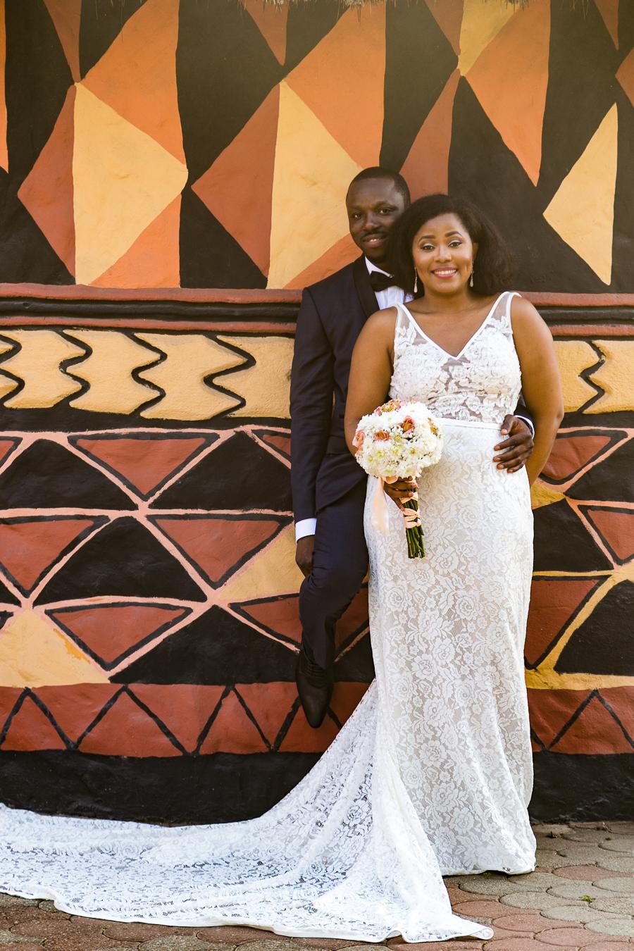 Jamaica To Ghana Wedding