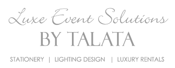 Wedding Invitations, Special Events Invitations, Lighting & Accents by Talata - Ghana