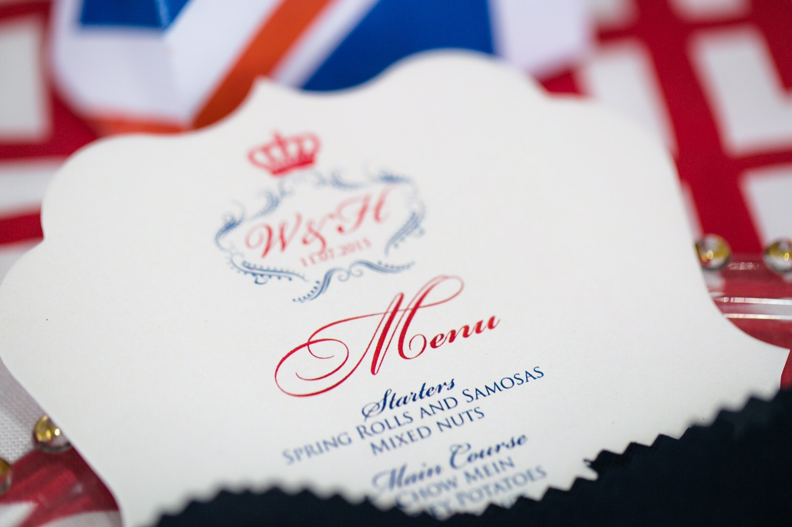 Talata Stationery for Harriet & William