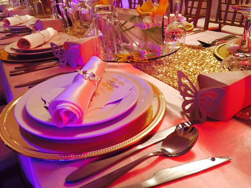 Event Stationery and Decor Accents by Talata