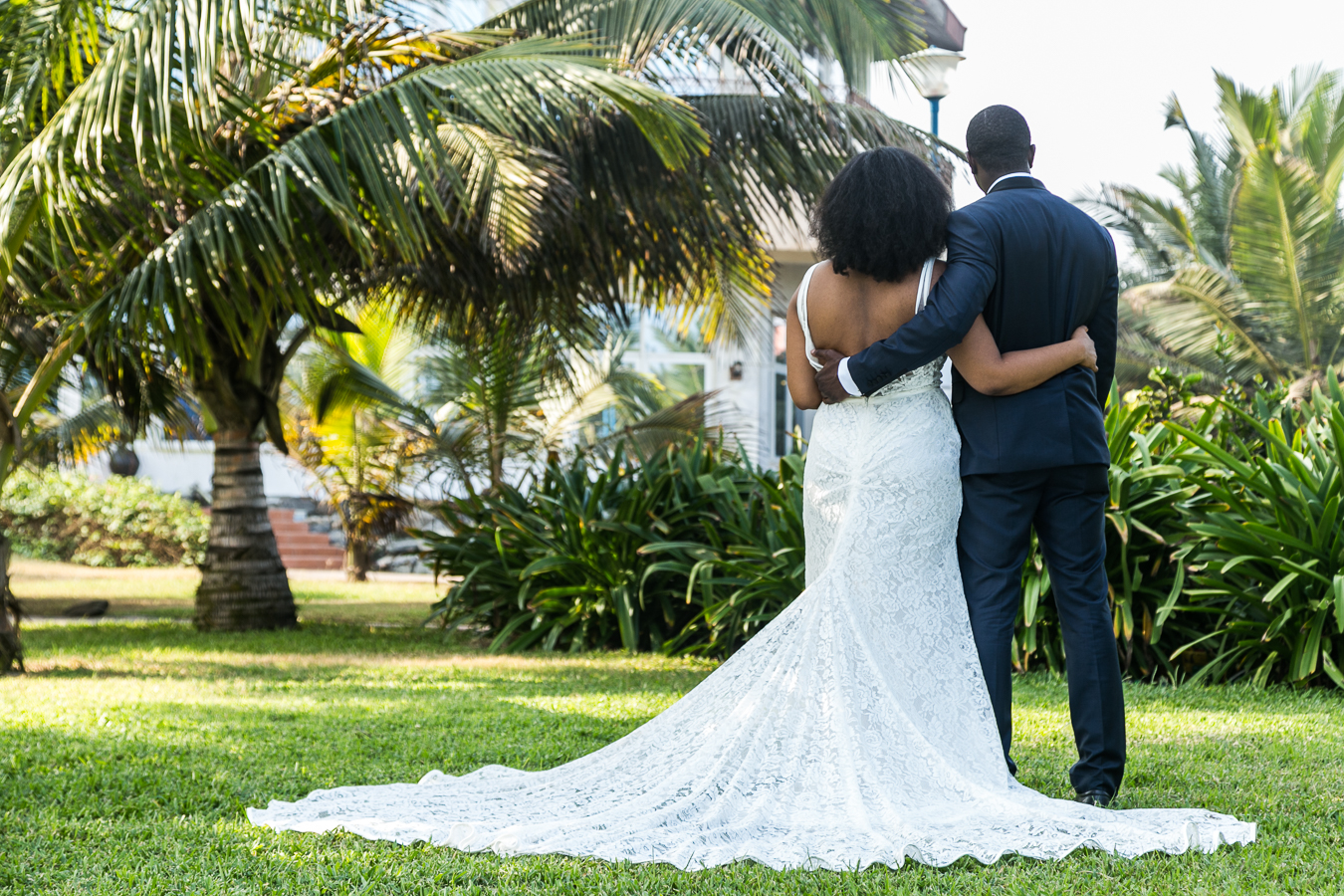 Weddings in Ghana - The Wedding of Shelly and Sigli