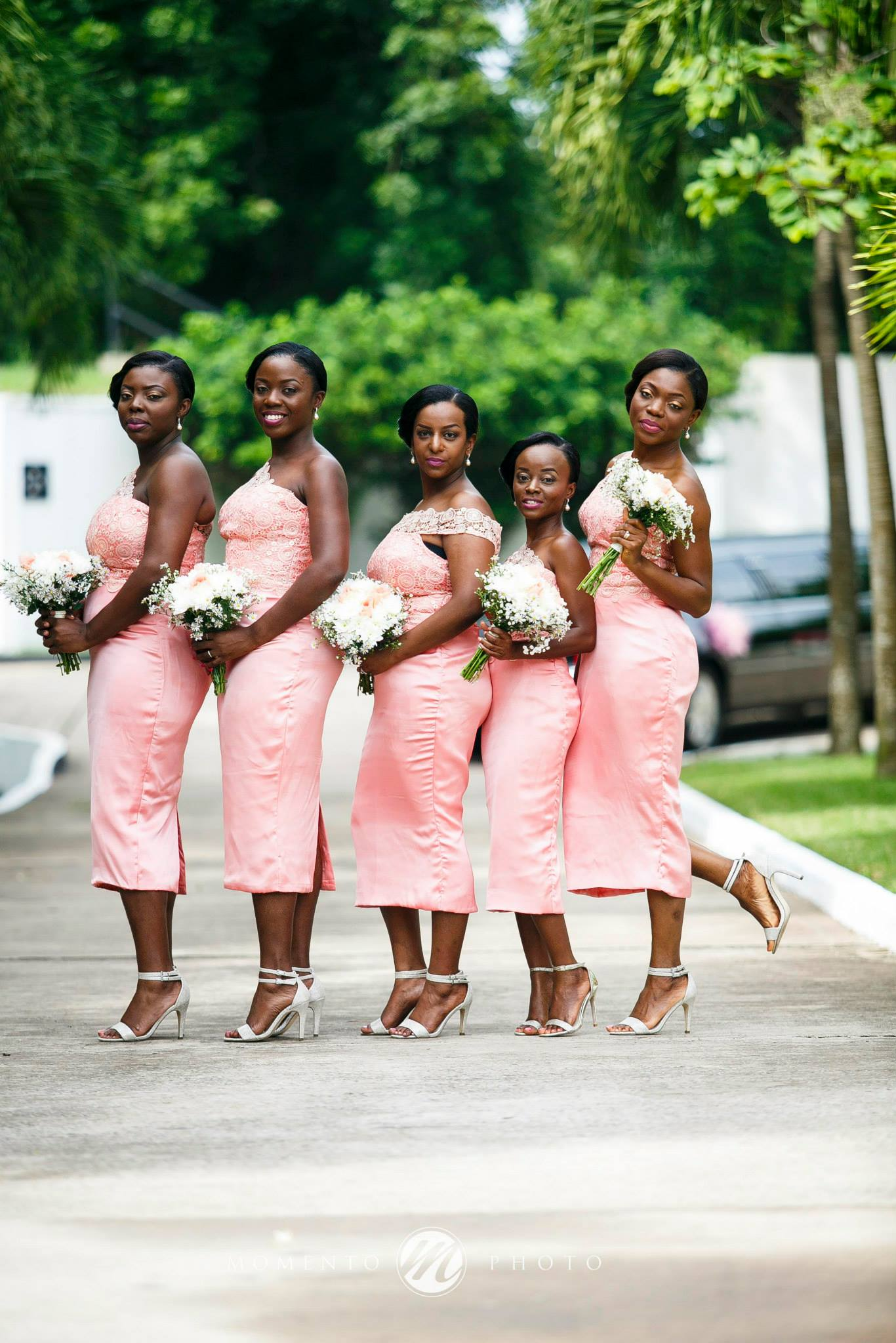 Weddings in Ghana - The Wedding of Maa & Ekanem