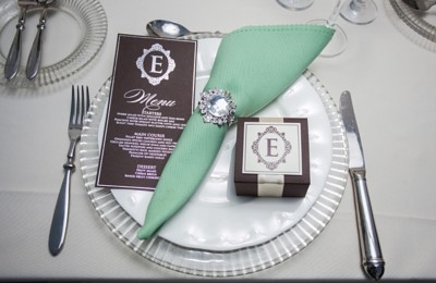 For the love of Mint - Styled Shoot