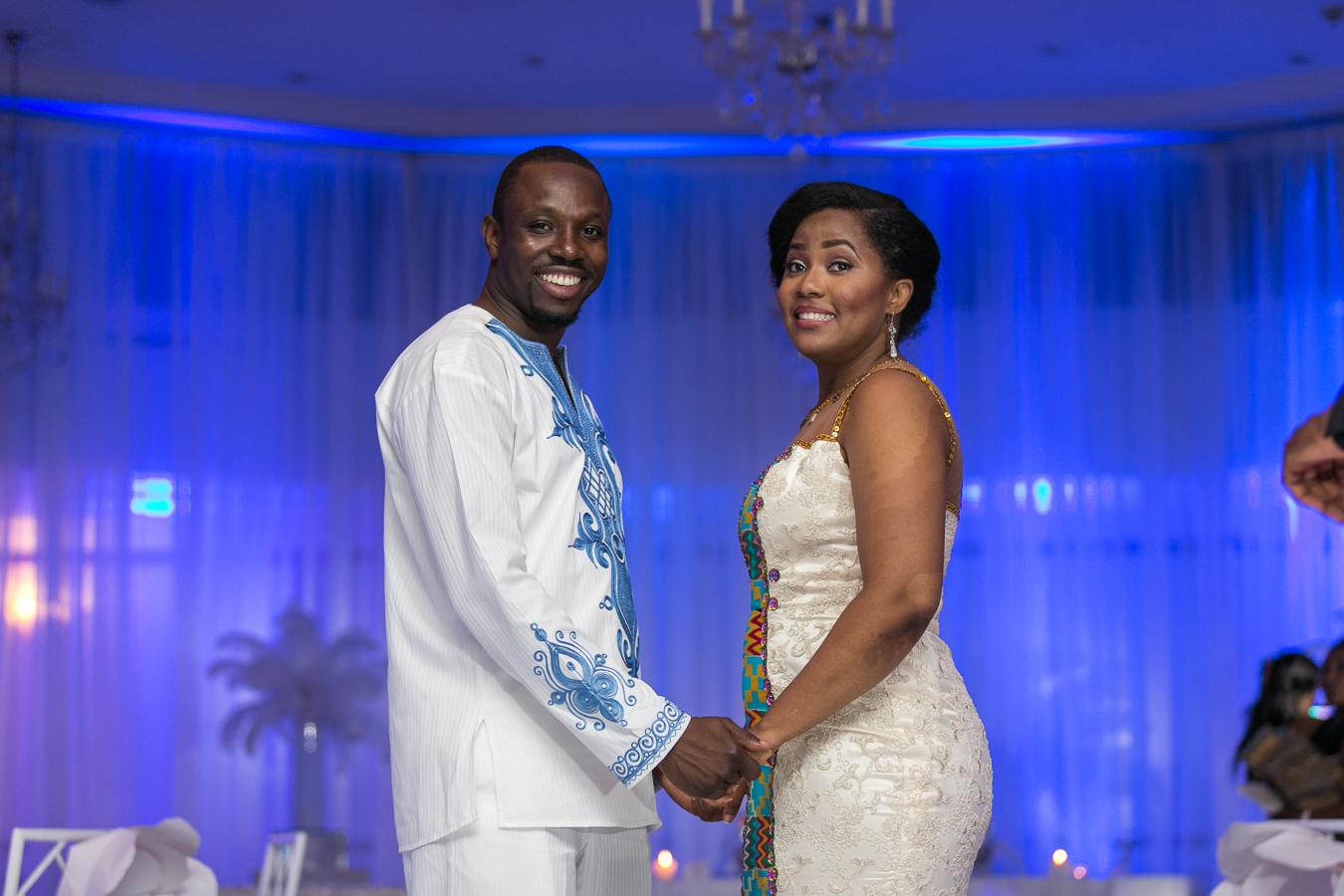 Jamaica to Ghana Wedding - Shelly and Sigli